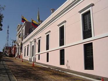 casa del congreso de angostura (1819)