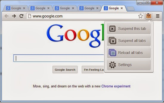 google chrome extensions multiple tabs