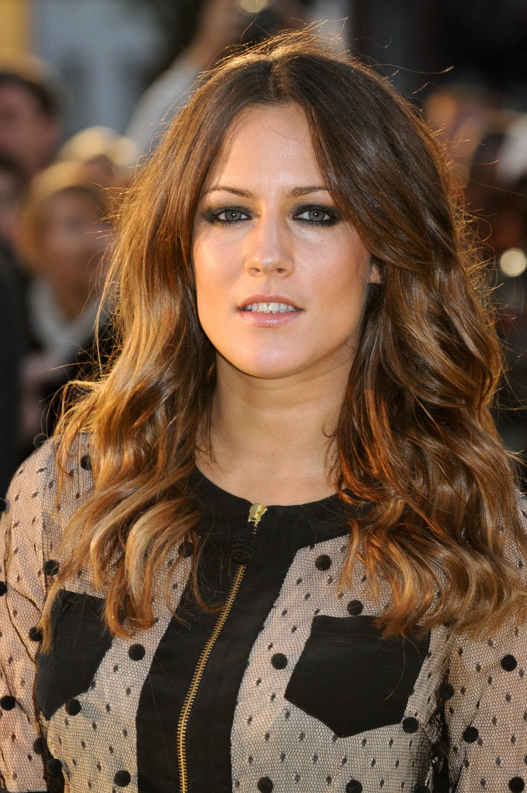 Caroline Flack Hairstyles Celebrity Hair Cuts