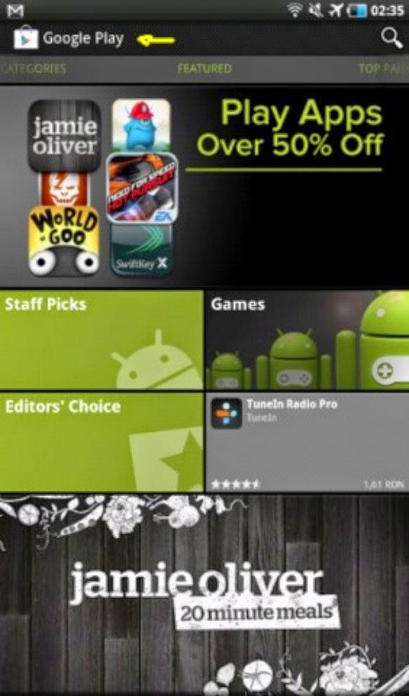 Google Play by Chelpus Mod Apk
