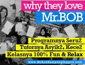 Why they love mr.bob