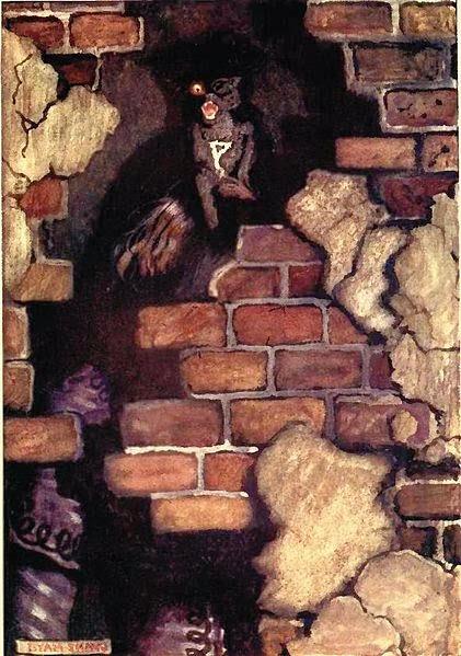 Рассказы эдгара по чёрный кот
