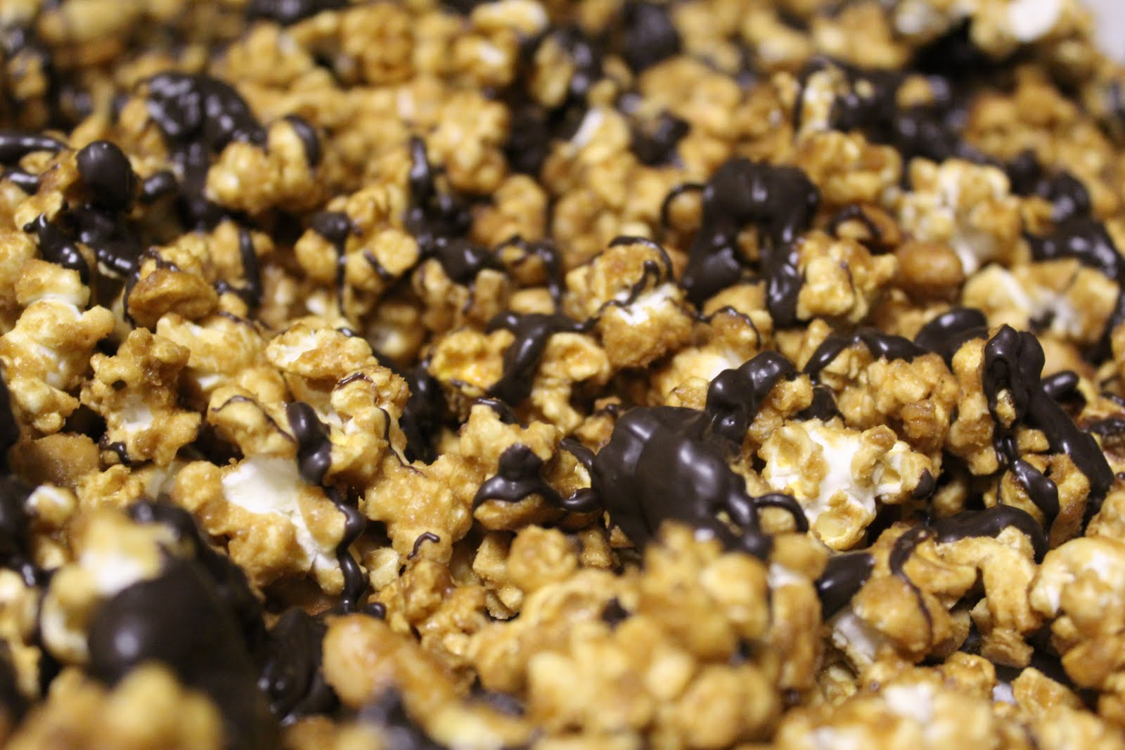 Homestead Roots: Homemade Caramel Corn Recipe without corn ...