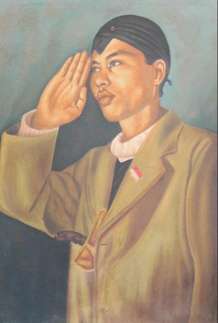 Gambar Panglima Besar Jenderal Raden Sudirman