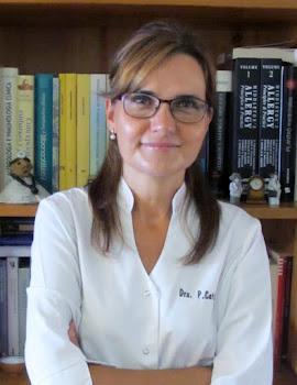 Dra Pilar Cots. Alergóloga