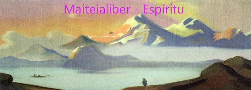 MAITEIALIBER - ESPÍRITU. Descarga de libros de espiritualidad y esoterismo