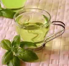 healthy green tea