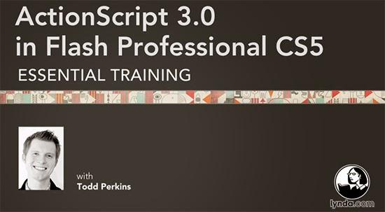 Lynda – ActionScript 3.0 in Flash Professional CS5 Essential Training