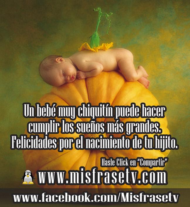 Frases para invitaciones de Baby Shower | starMedia