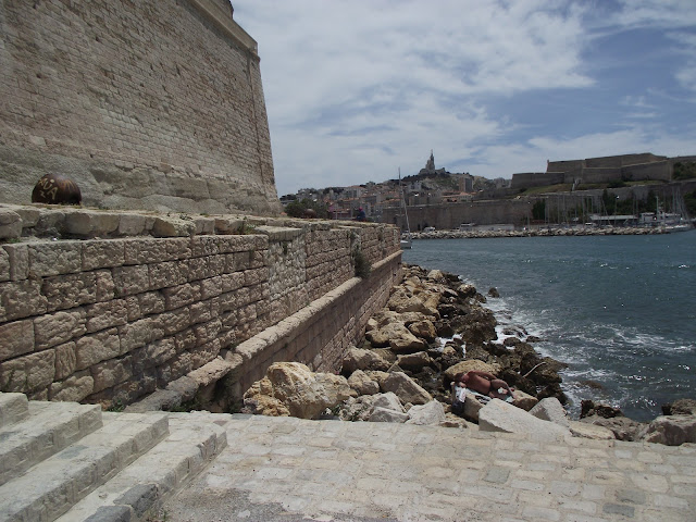 Our Honeymoon: Marseilles