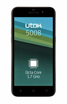 UTOK 5008 Android USB Driver ADB Latest Version