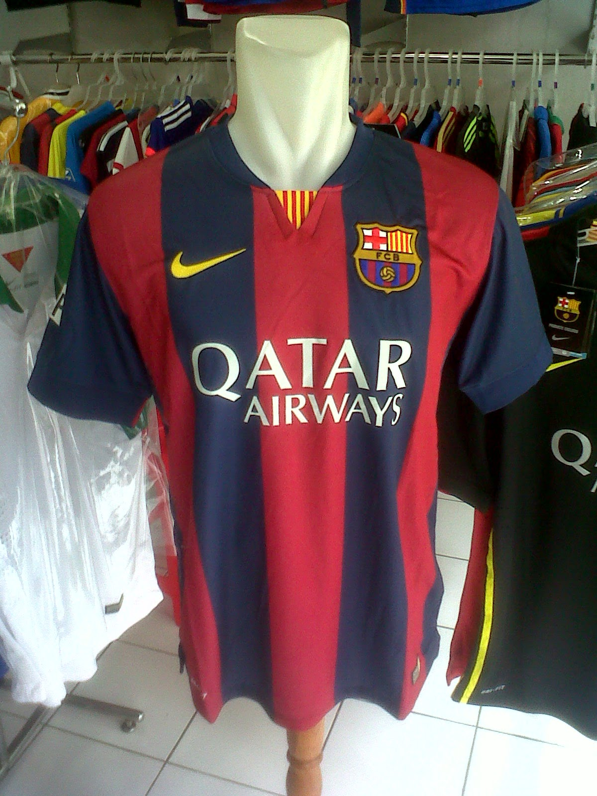 Jersey Barcelona Home 2014/2015