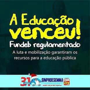 VITÓRIA DA EDUCAÇÃO PÚBLICA!!!!