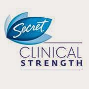 Secret Clinical Strength logo