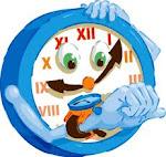 Estudio la hora