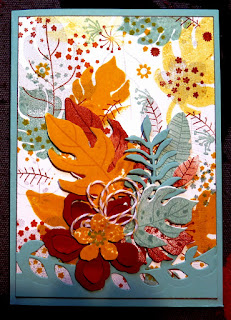 Botanicals Bundle zena kennedy independent stampin up demonstrator