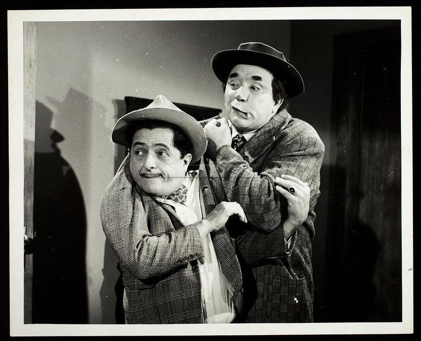 Resultado de imagem para Na corda bamba (1957)