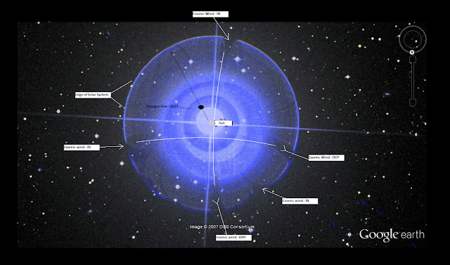 Voyager 1 Current Position Map page 3  Pics about space