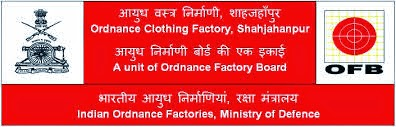 Teacher Primary in Ordnance Clothing Factory Shahjahanpur, February 2015