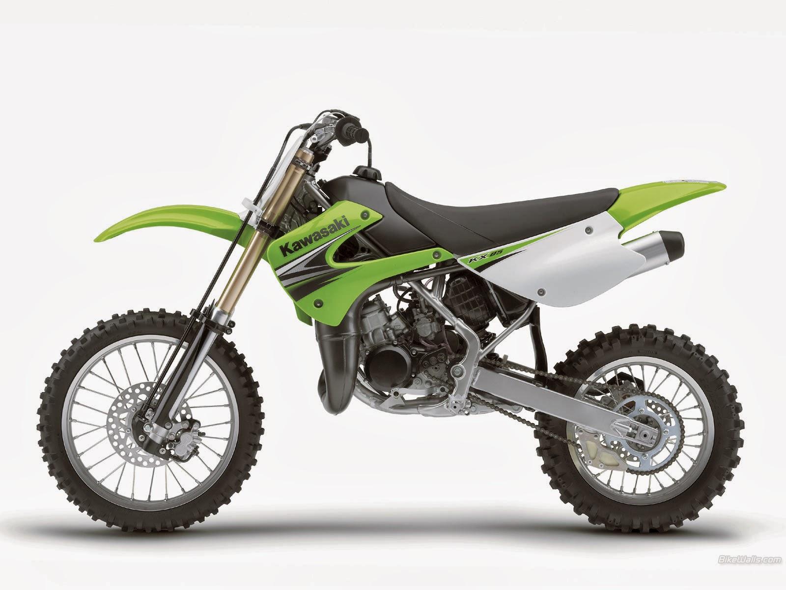 Kawasaki Kx 85 Kawasaki Motor