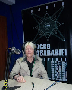 Renata Verejanu la Vocea Basarabiei