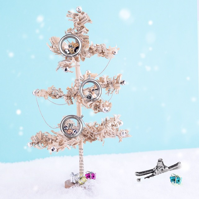 Share the Magic of the Season with Origami Owl Jewelry | Shop StoriedCharms.com