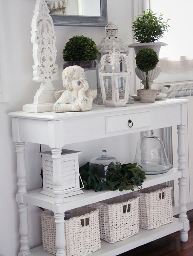 Console Table Styling amp Decor Inspiration love Maegan