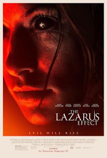 Watch The Lazarus Effect (2015) movie free online