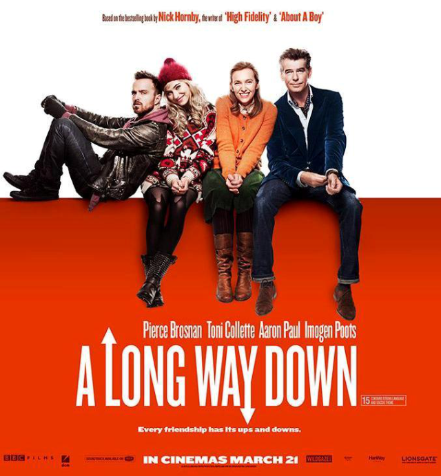La película A Long Way Down