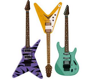 fotos de guitarras electricas