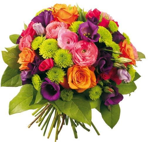 Huesca ramo de flores - Imagenes de ramos de flores ...