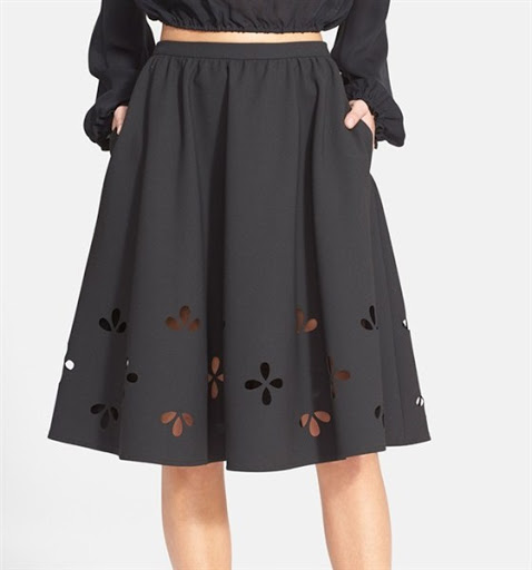 A Line Skirts for Women Trends