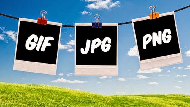 تعرف على صيغ الصور و الفرق بين كل نوع وافضلها  صيغة GIF صيغة JPEG صيغة PNG