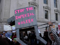 Stop the Imperial Walker!