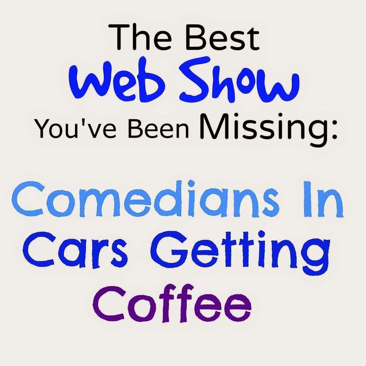 how to watch comedians in cars getting coffee offline