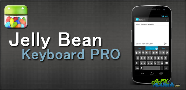 Jelly Bean Keyboard PRO v1.9.3 APK
