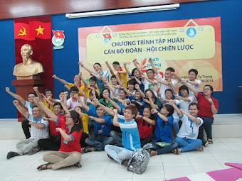 Tập huấn chương trình Hạt Giống Đỏ 2013
