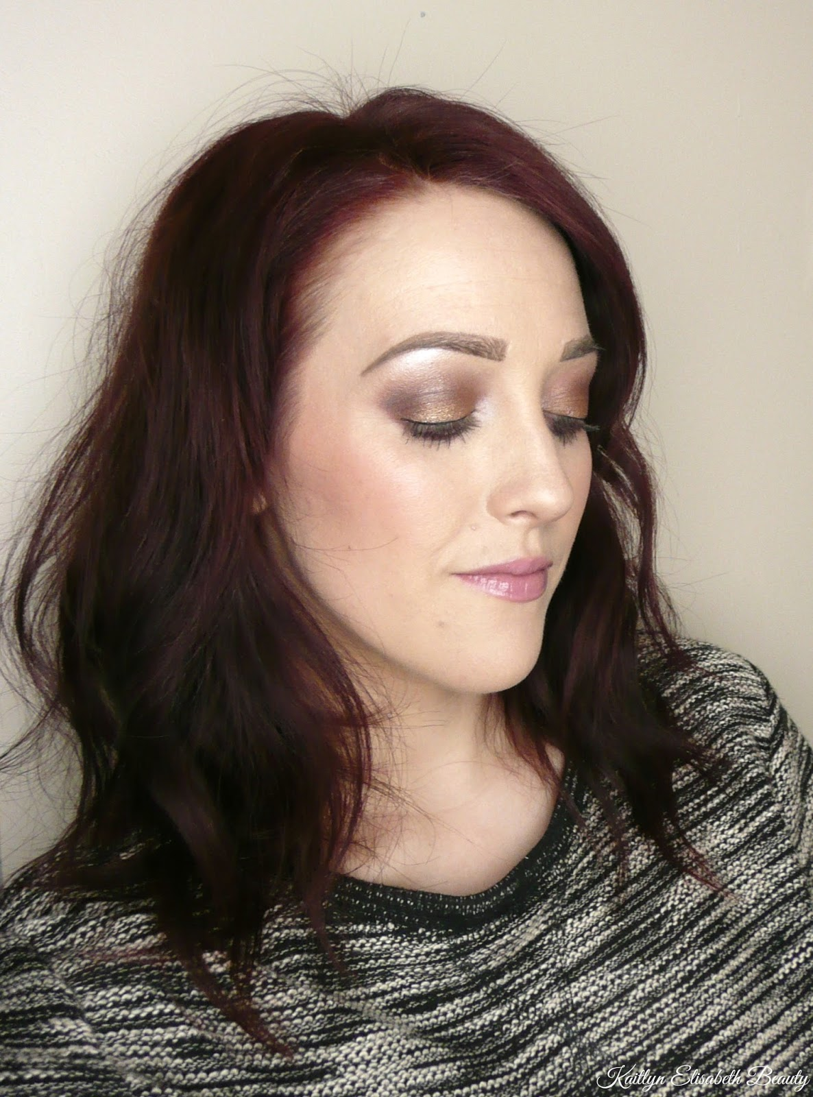 Smoked Sunset featuring Morphe Jaclyn Hill Palette