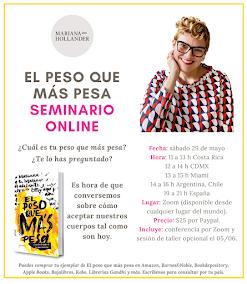 ¡nuevo: seminario online!