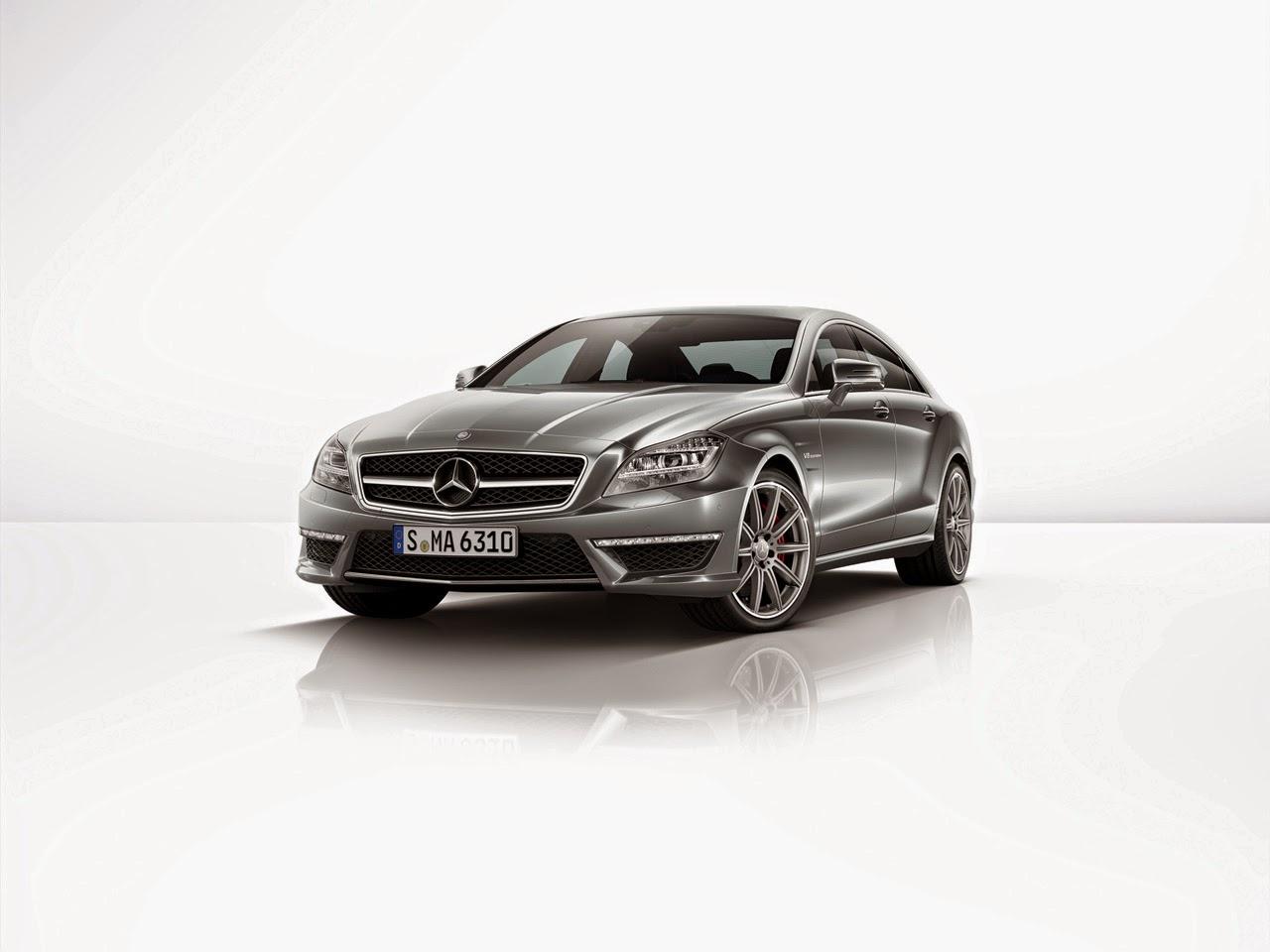 Mercedes Benz CLS 63 AMG Studio Car
