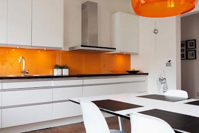 1000 images about cocinas on pinterest - Frente cocina cristal ...