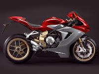 2012 MV Agusta F3 Oro Motorcycle Photos 2