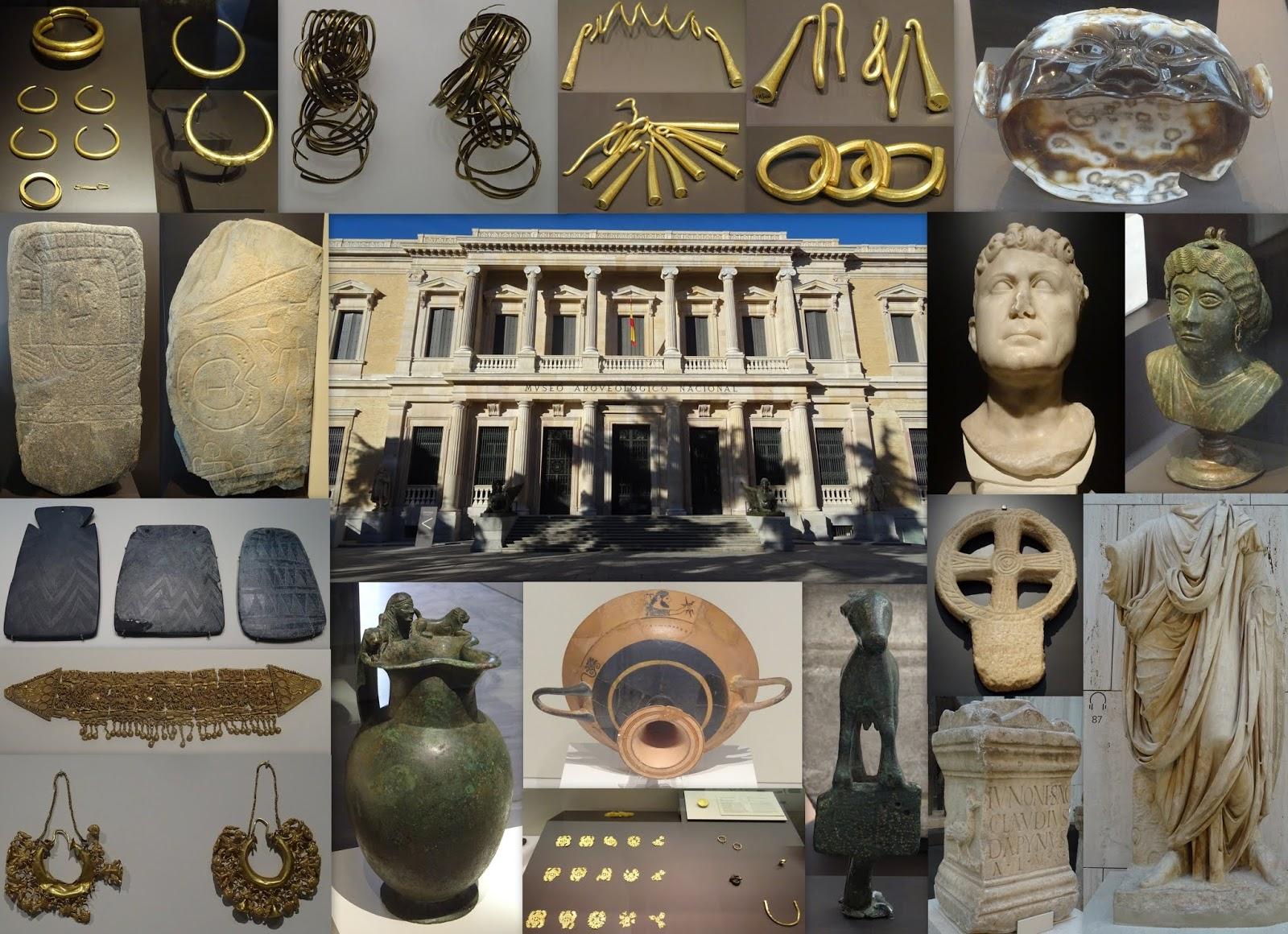Extremadura en el Museo Arqueológico Nacional