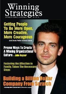 Getting People To Be More Open, More Creative, More Courageous - Jack Dorsey