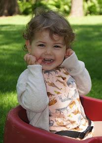 My Granddaughter Scarlett