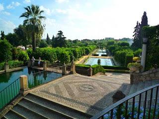 gradina de vizitat in Spania
