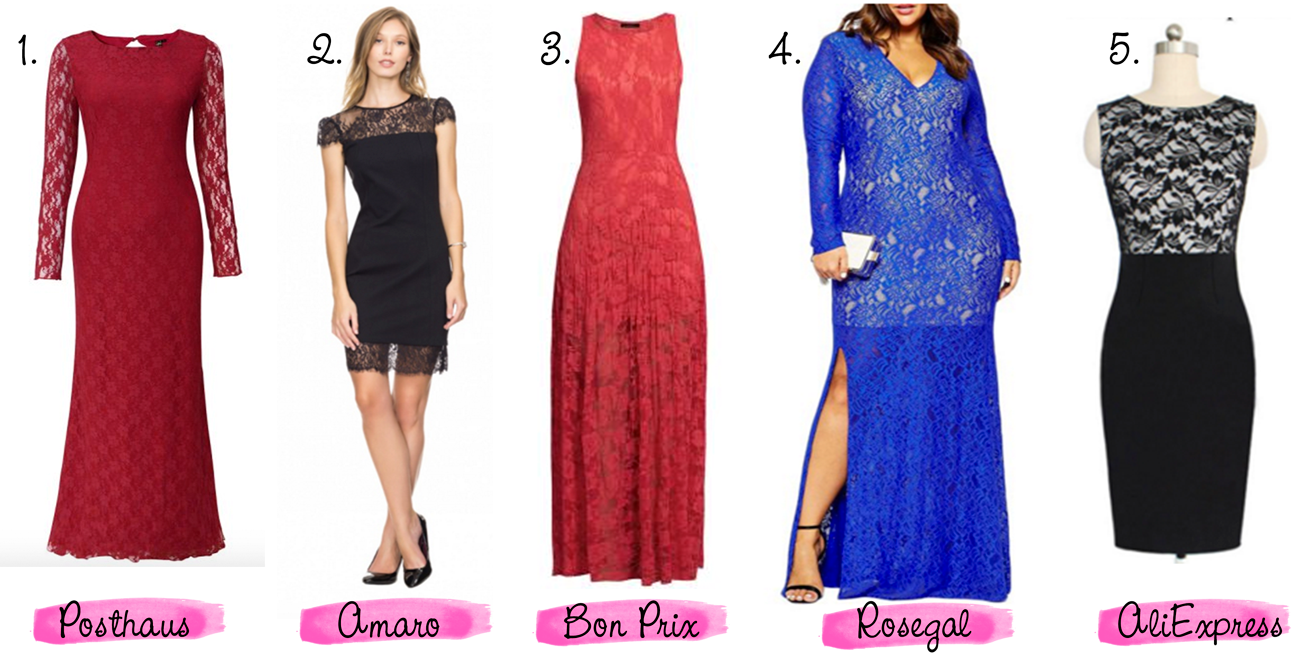 Onde comprar vestido de festa bonito e barato