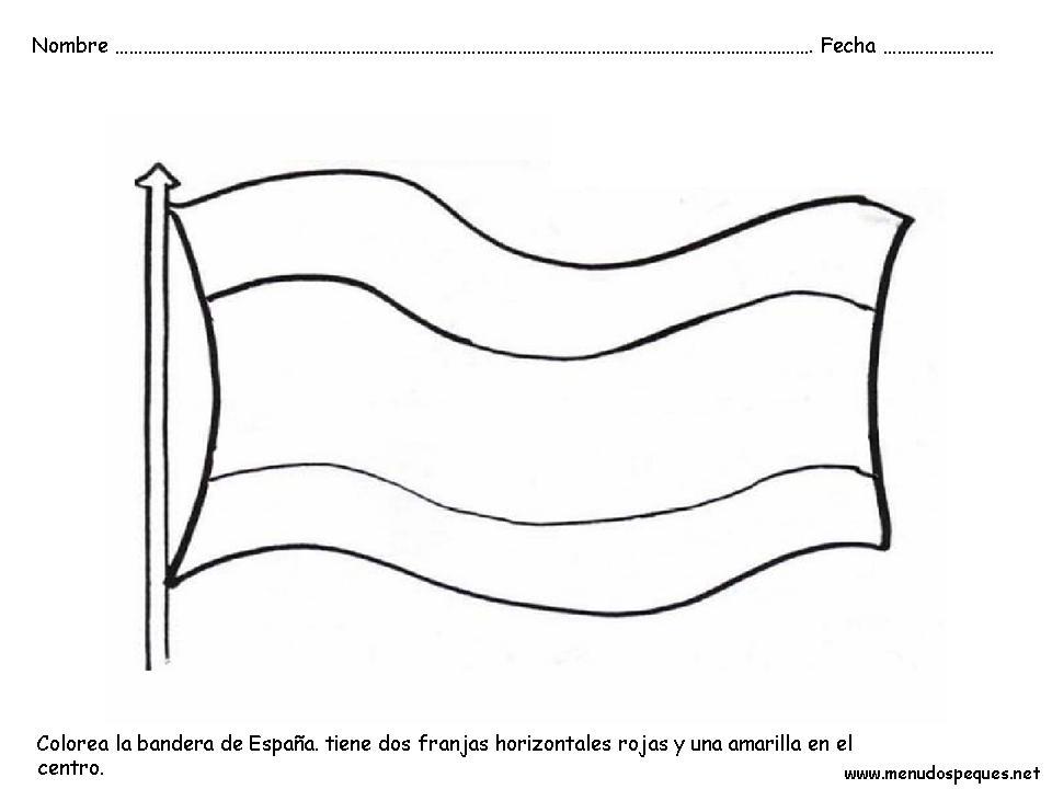 Maestra de Infantil: Fichas para colorear la Constitución ...