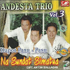 Daftar Isi Album Andesta Trio (Vol.3)
