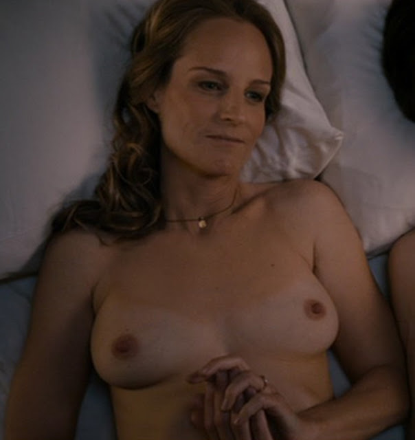 nude of helen hunt